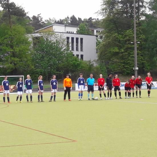 Jugend trainiert für Olympia – Fußball WK II Mädchen
