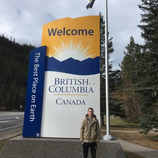 Austausch Rheinland-Pfalz/British Columbia 2018