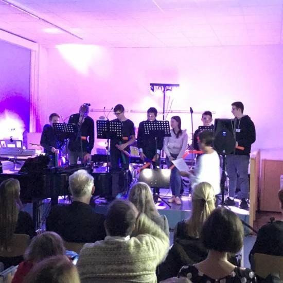 Musik verleiht Flügel – das 2. Flügelkonzert am OHG