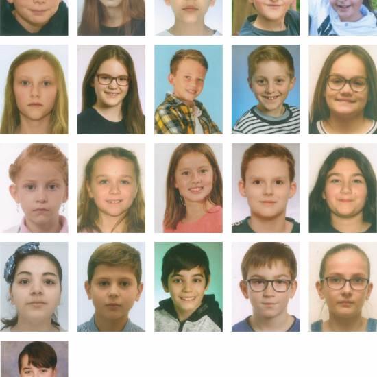 Neue 5. Klassen 2019/2020