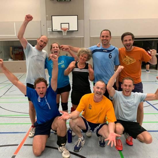 OHG-Lehrer sind Stadtmeister im Volleyball